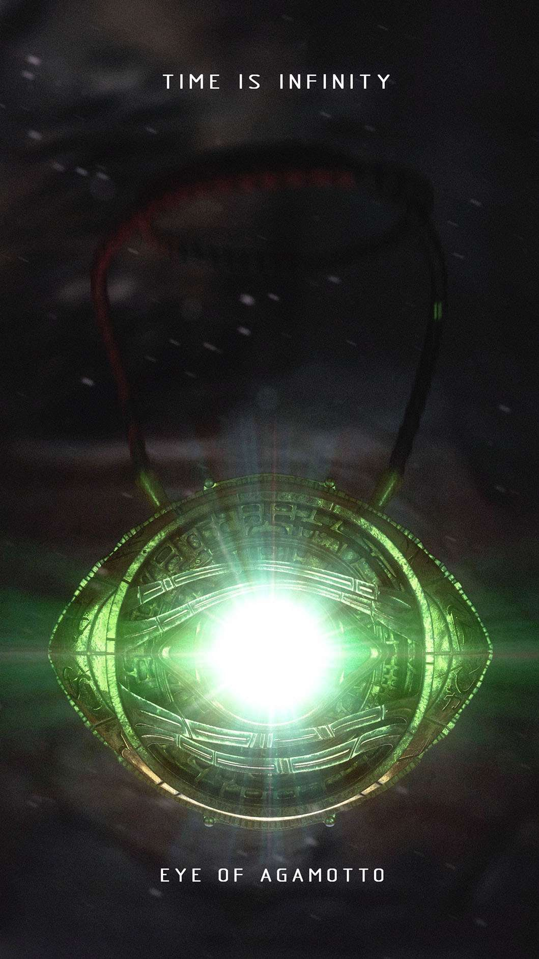 Time Stone iPhone Wallpaper