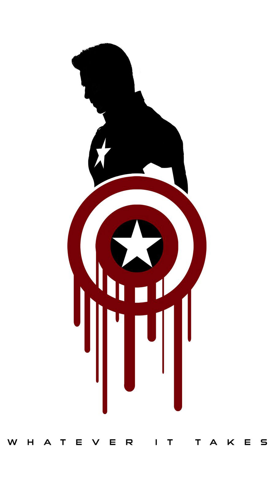 Avengers Endgame Whatever it Takes Captain iPhone Wallpaper