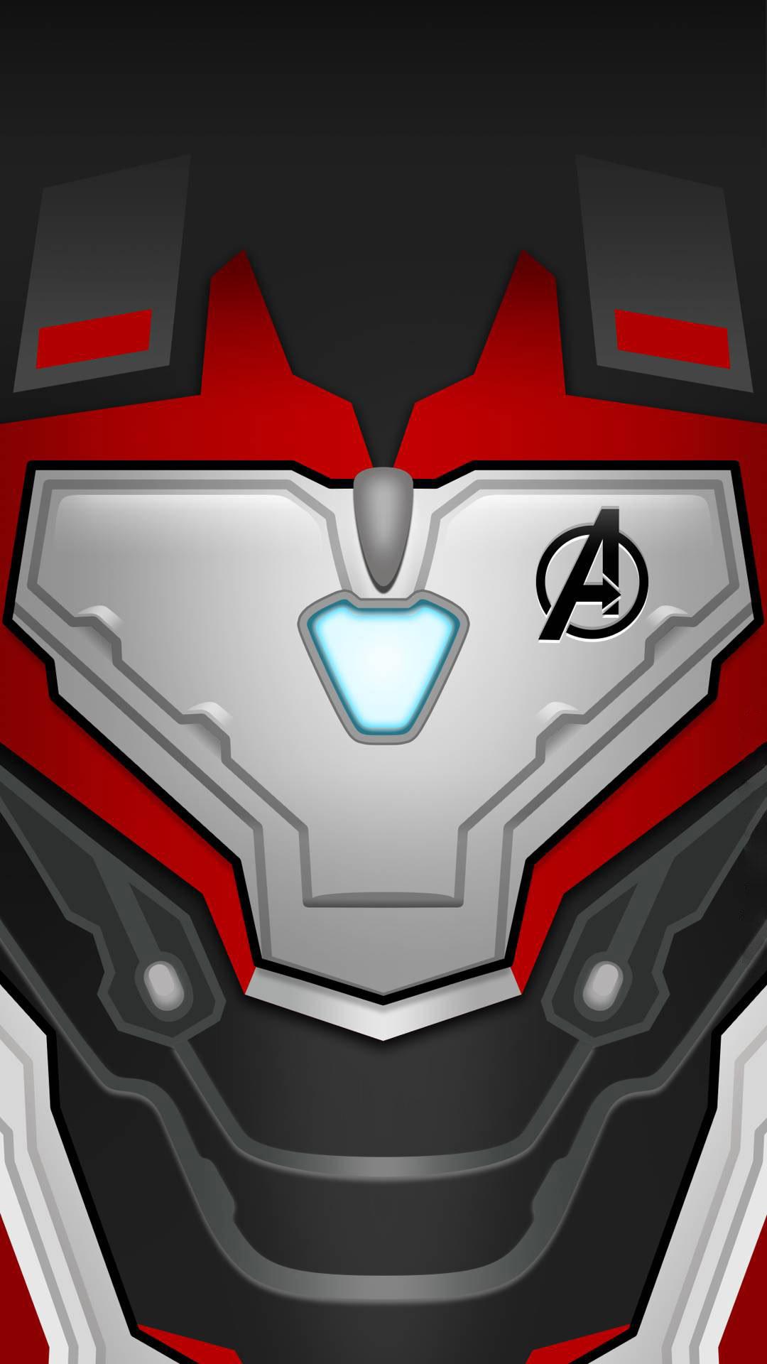Avengers Quantum Realm Suit iPhone Wallpaper