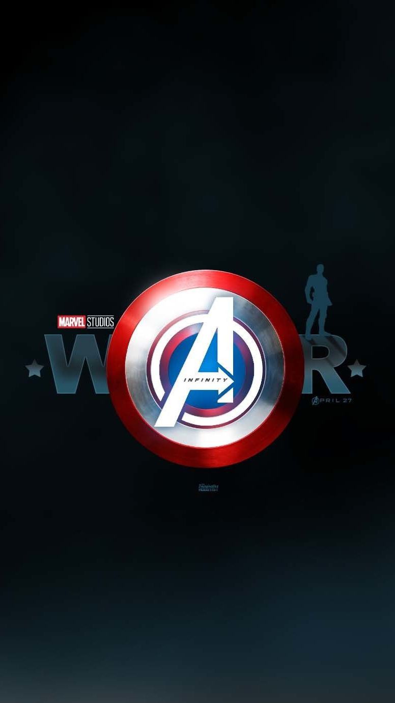 Captain America War iPhone Wallpaper