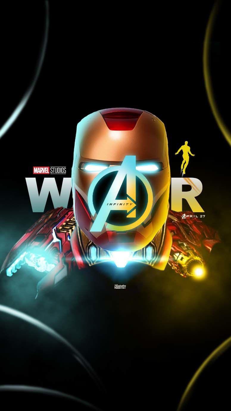 Iron Man Infinity War iPhone Wallpaper