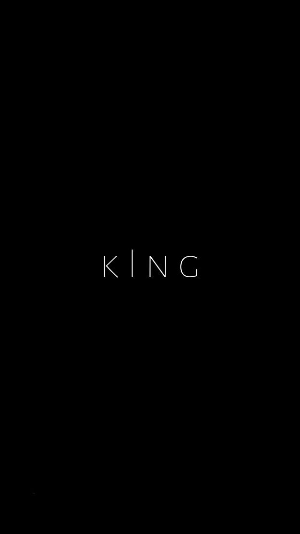 King Black iPhone Wallpaper