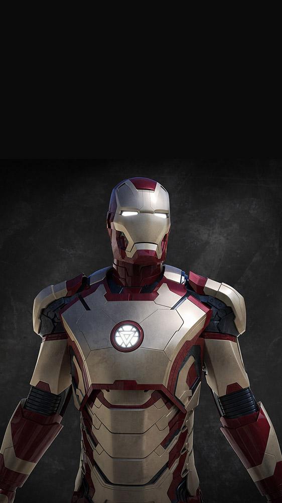 Mark 42 Iron Man iPhone Wallpaper