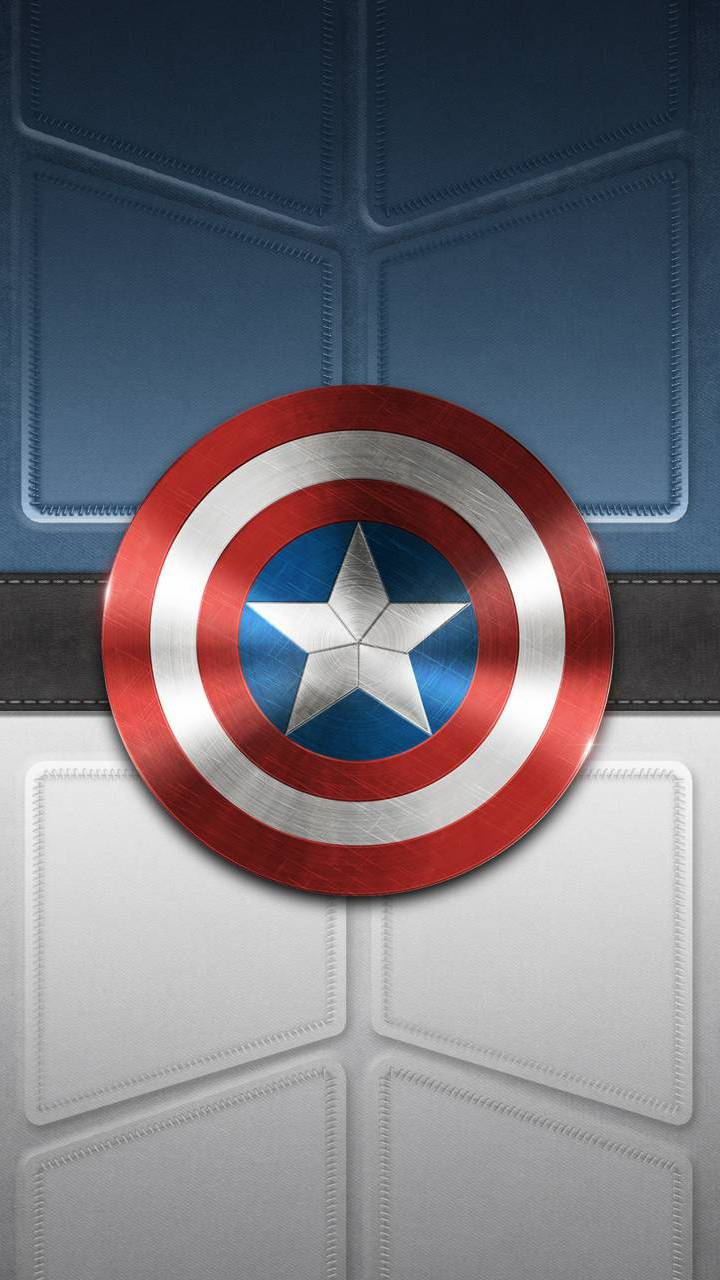 Shield of Captain iPhone Wallpaper