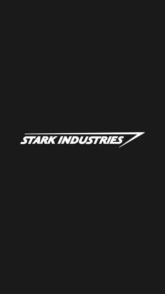 Stark Industries iPhone Wallpaper