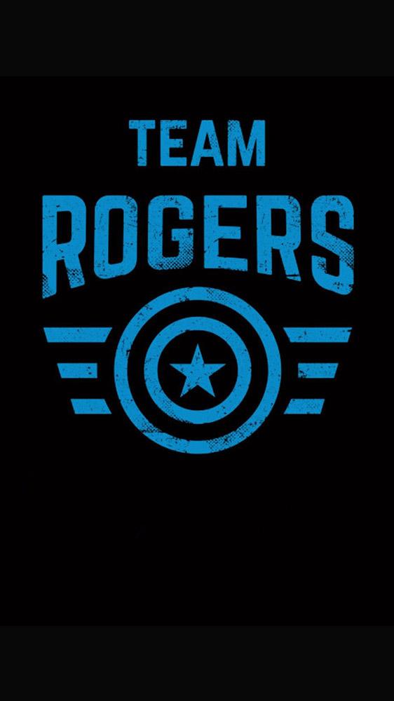 Team Rogers iPhone Wallpaper