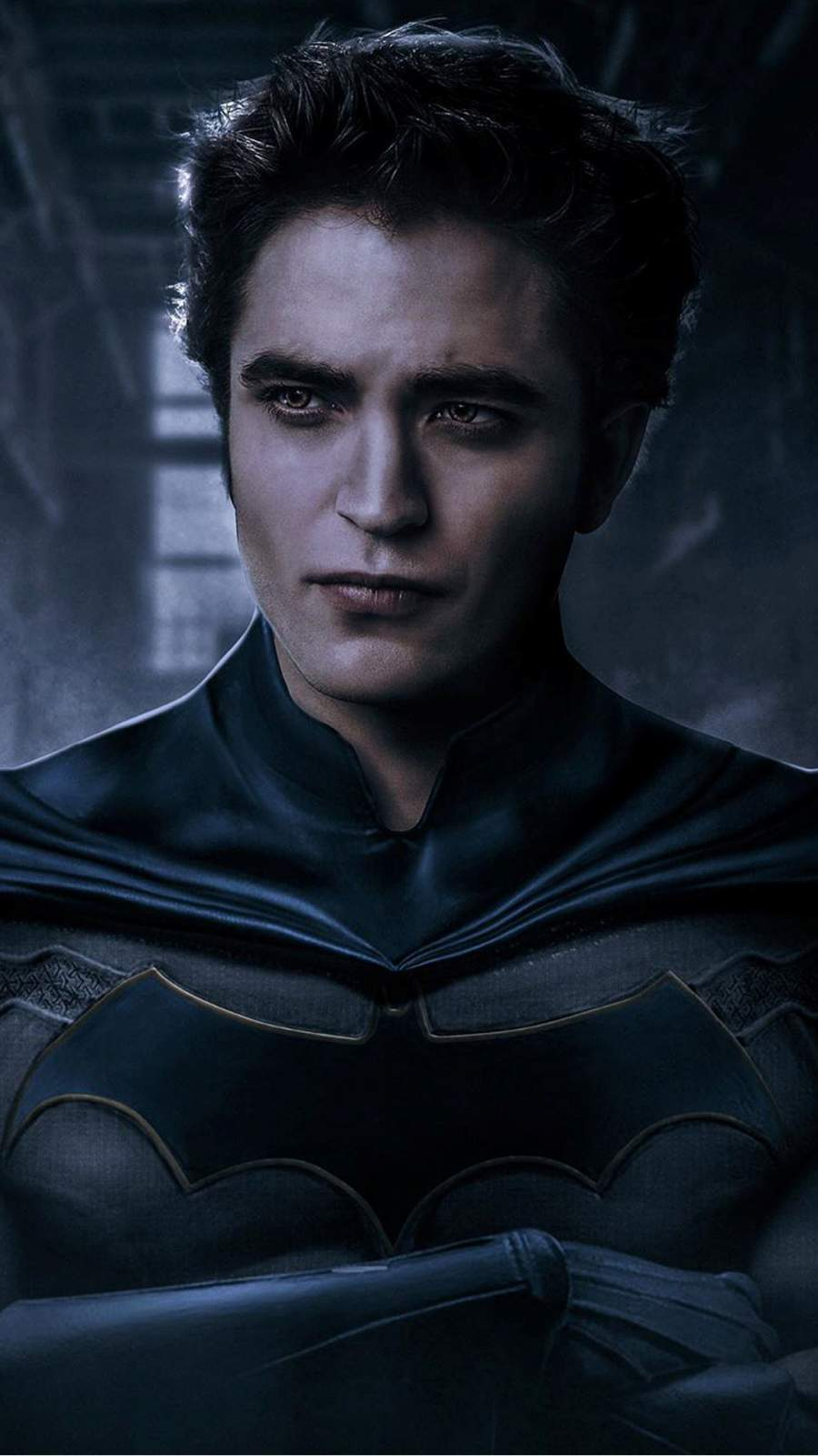 The Batman Robert Pattinson iPhone Wallpaper