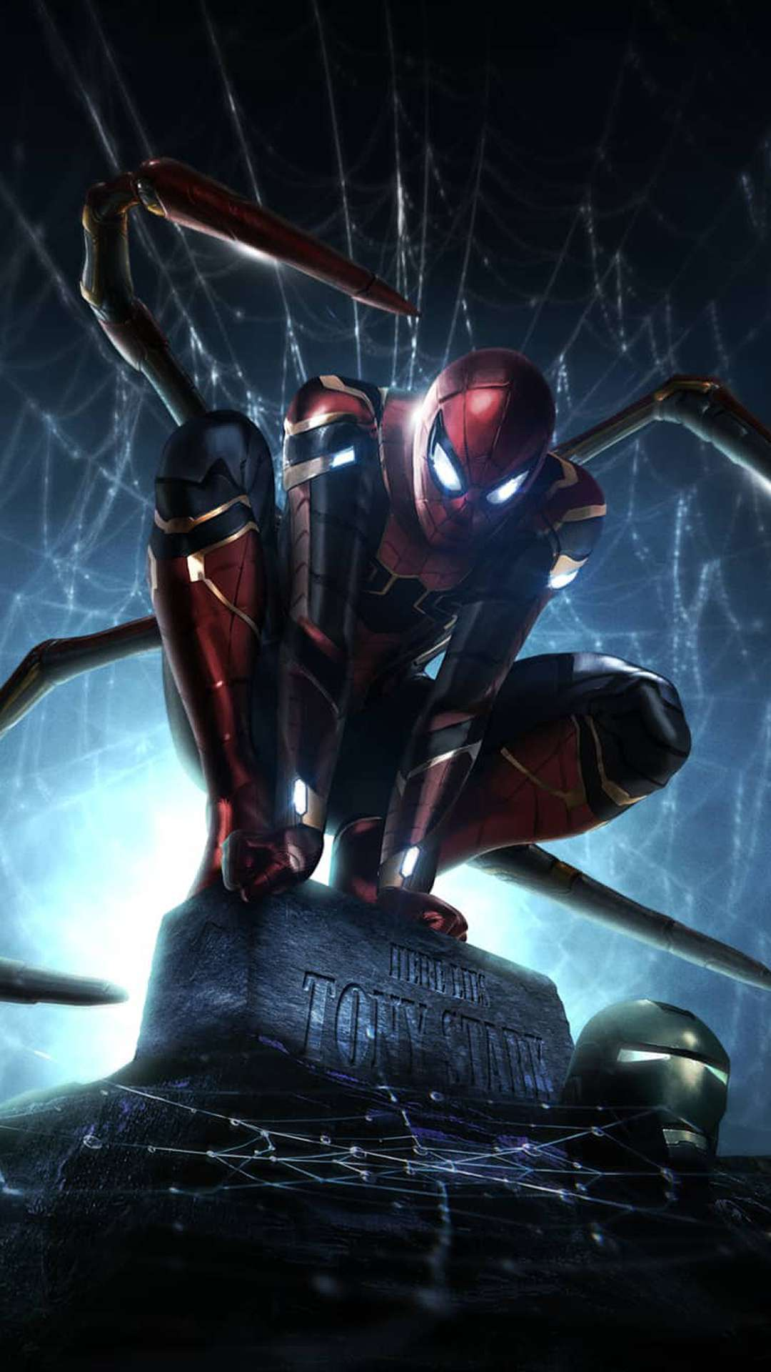 The Spiderman iPhone Wallpaper