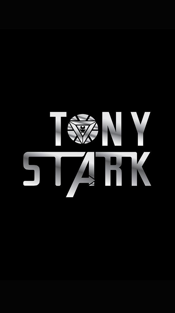 Tony Stark iPhone Wallpaper