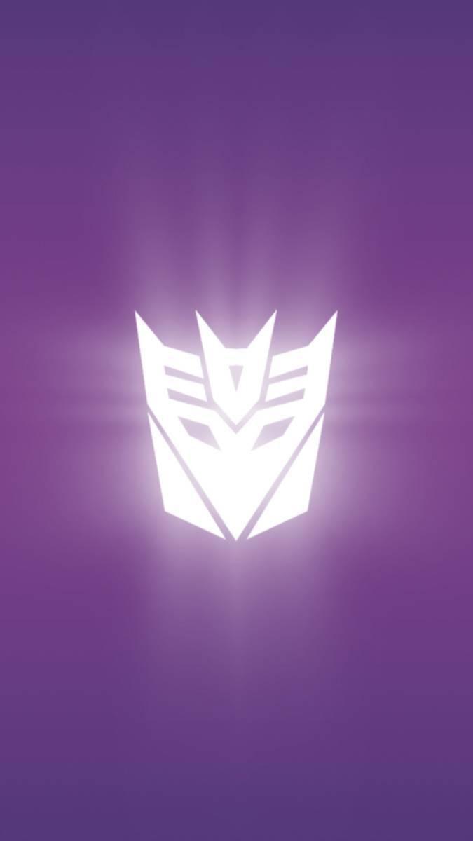 Transformers Decepticons Minimalist iPhone Wallpaper