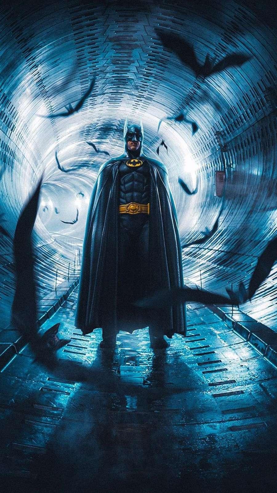 Classic Batman iPhone Wallpaper