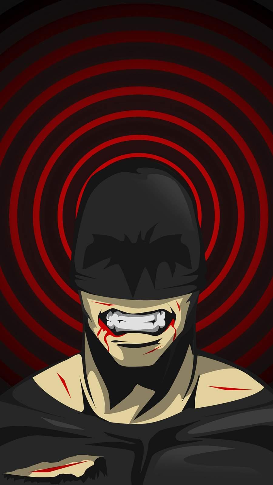 Daredevil Art iPhone Wallpaper