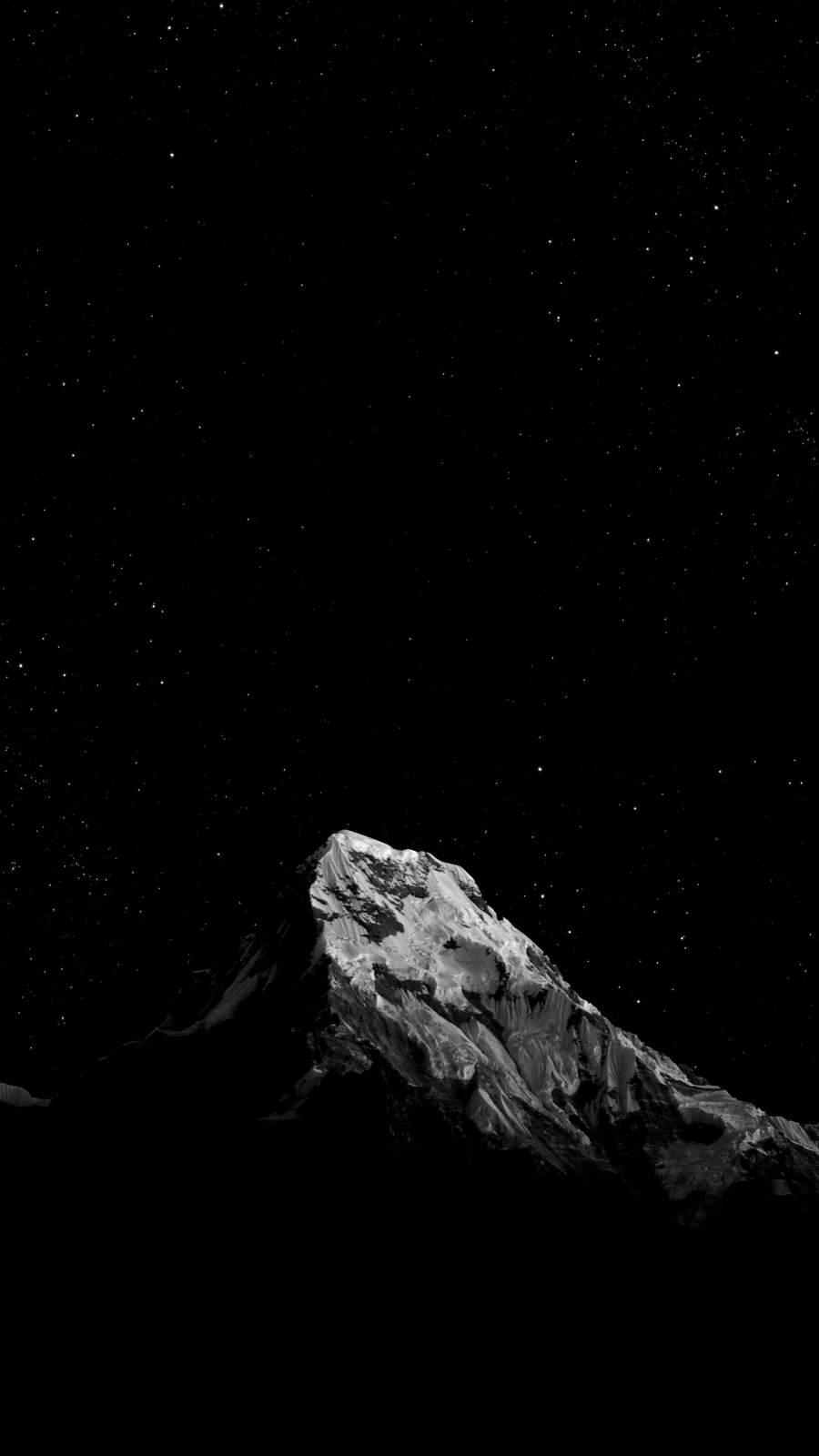 Dark MountainAdministrator iPhone Wallpaper