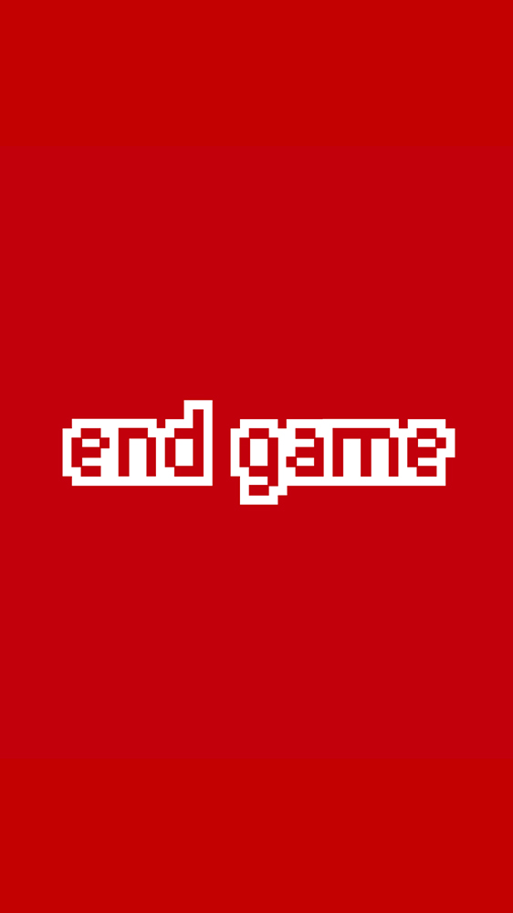End Game iPhone Wallpaper