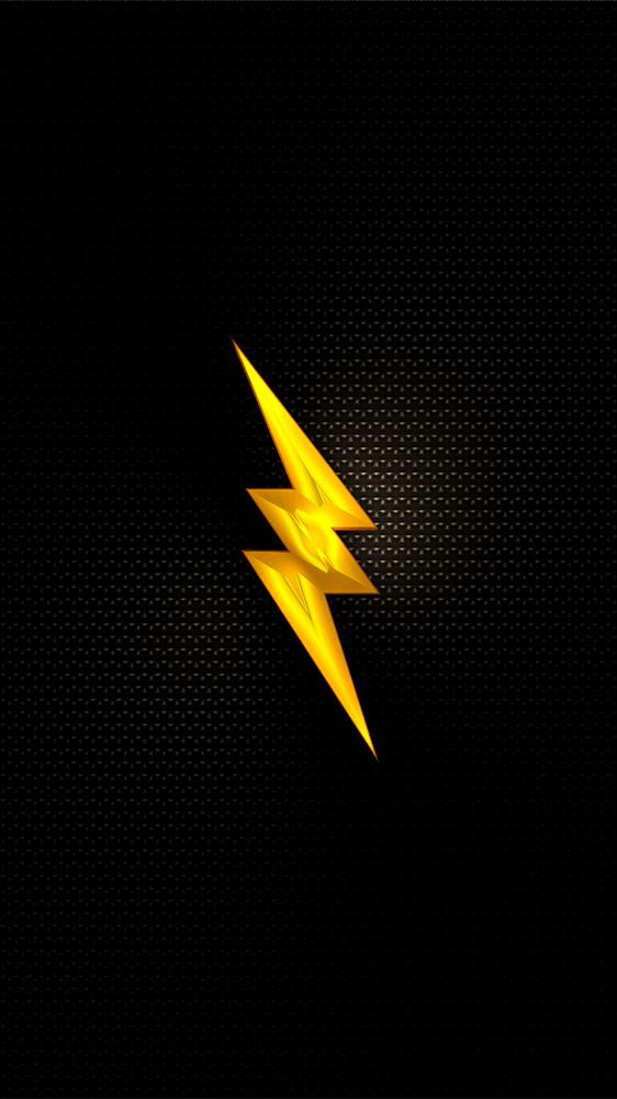 Flash iPhone Wallpaper