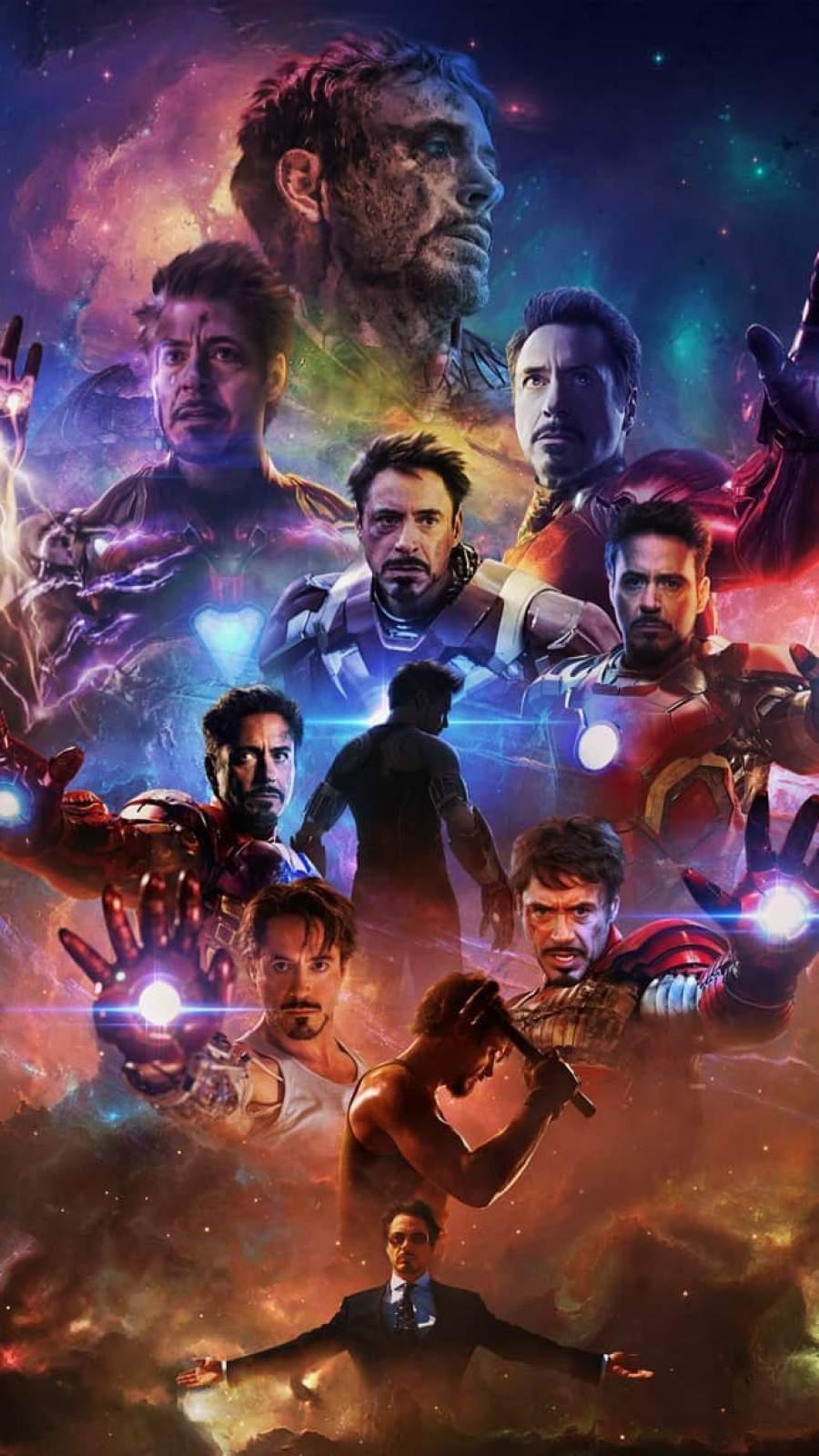 Iron Man Legacy iPhone Wallpaper
