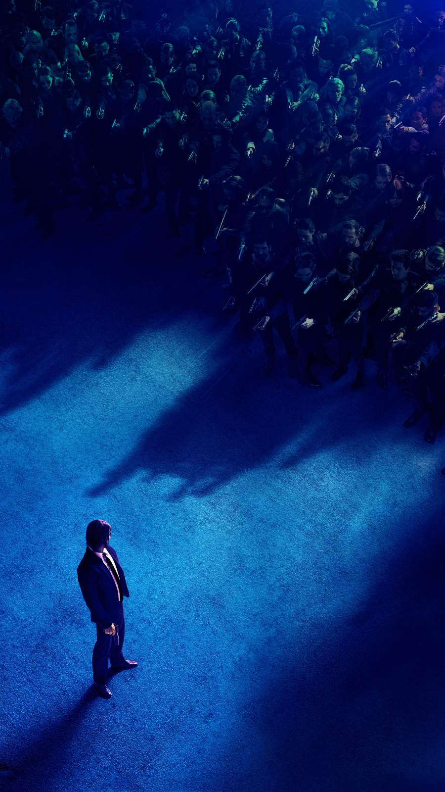John Wick vs Underworld iPhone Wallpaper