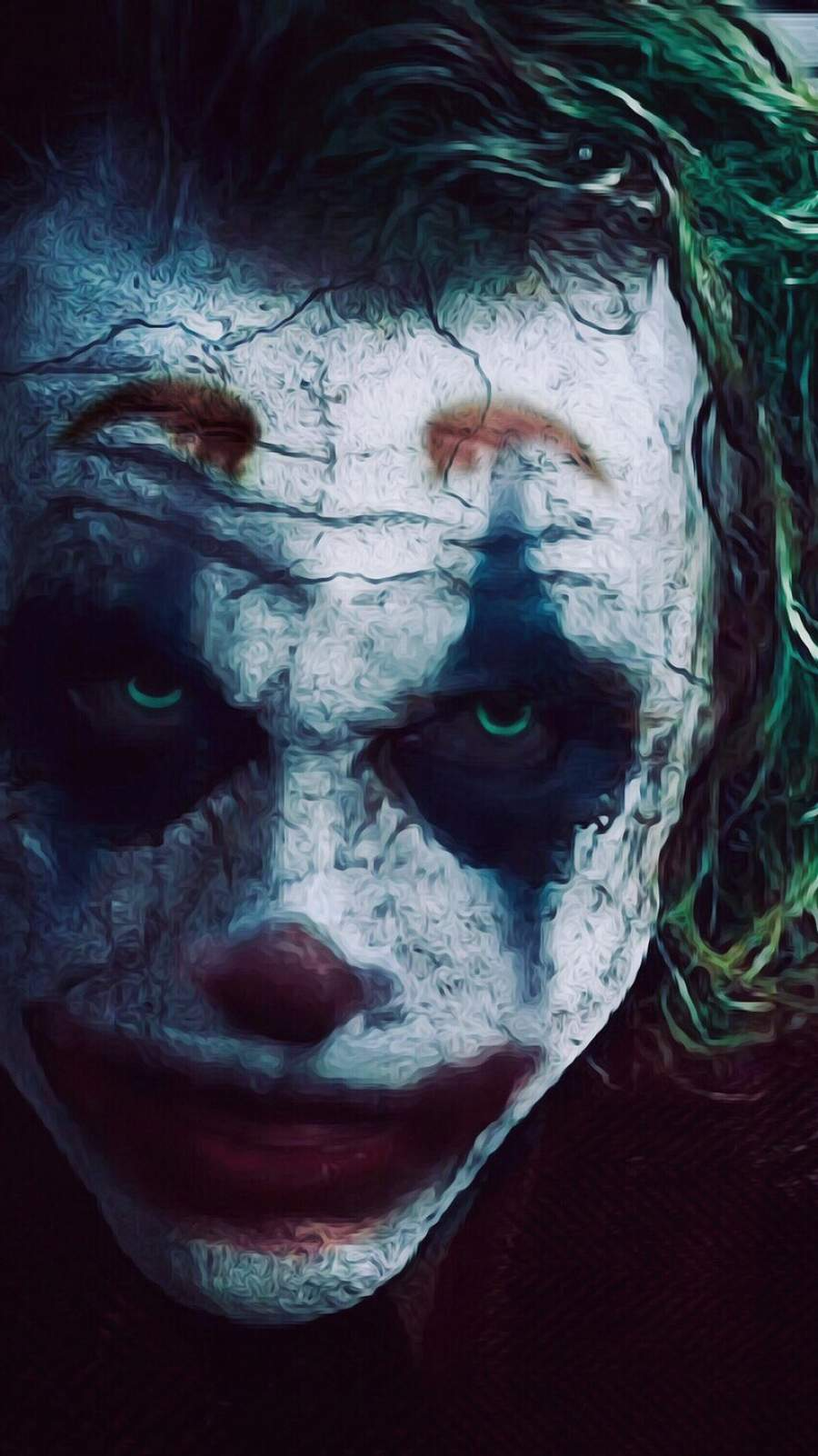 Joker Arthur iPhone Wallpaper