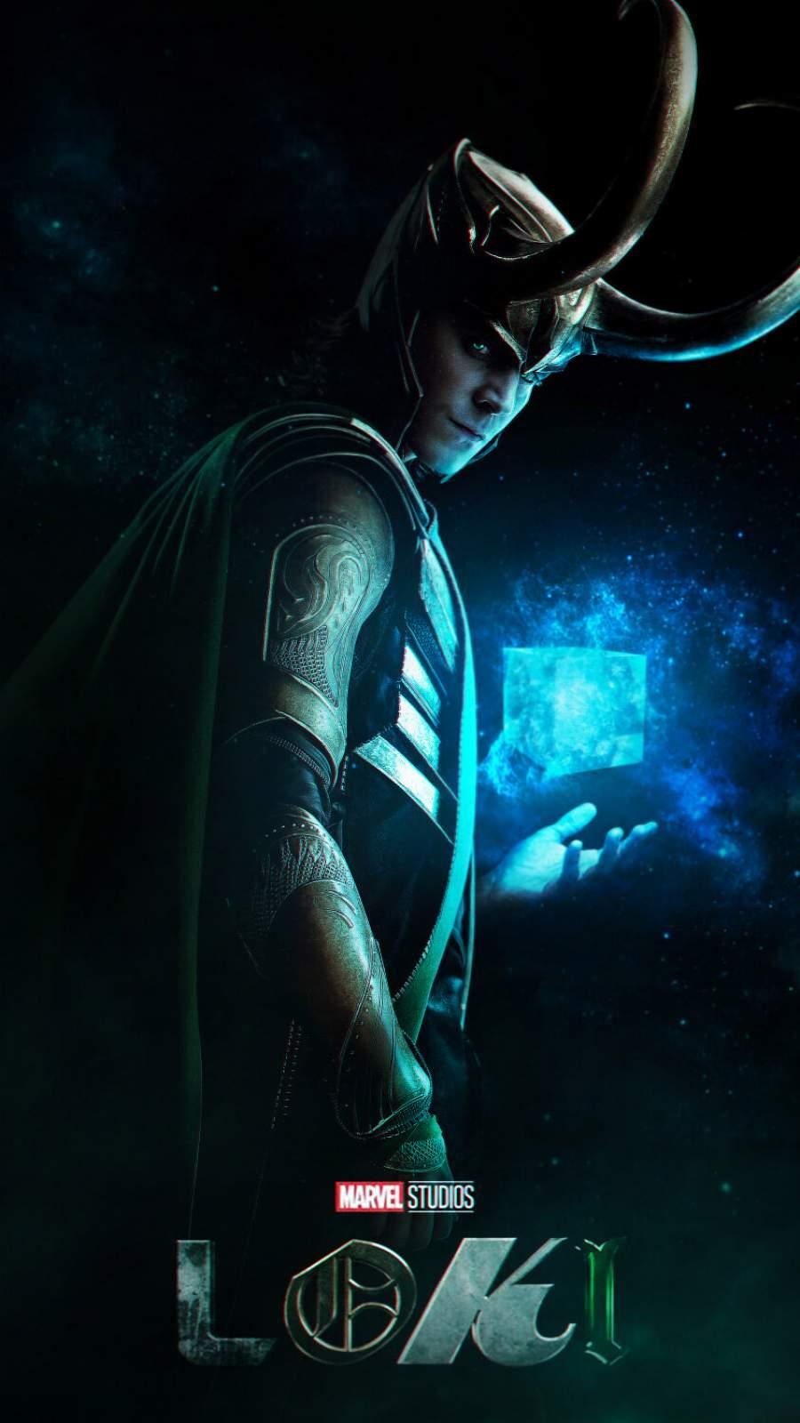 Loki Show iPhone Wallpaper