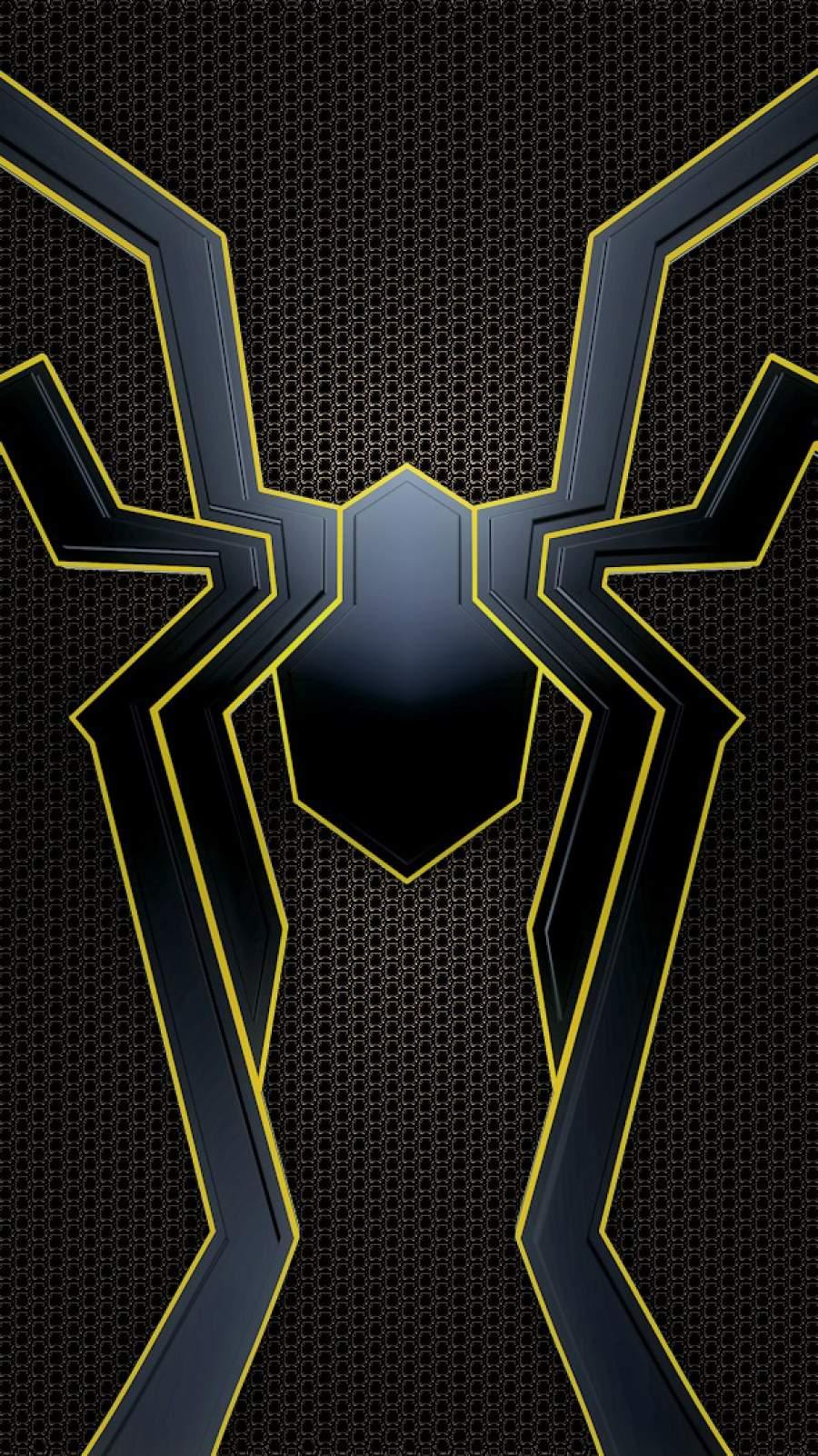 Stealth Spiderman iPhone Wallpaper 1