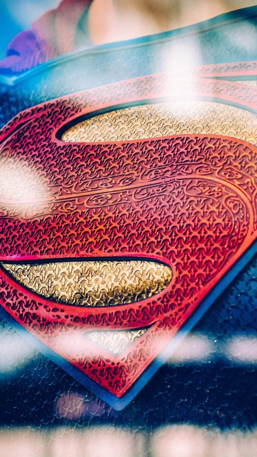 Superman a Hope iPhone Wallpaper
