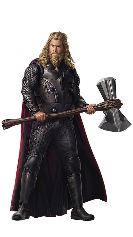 The Mighty Thor iPhone Wallpaper