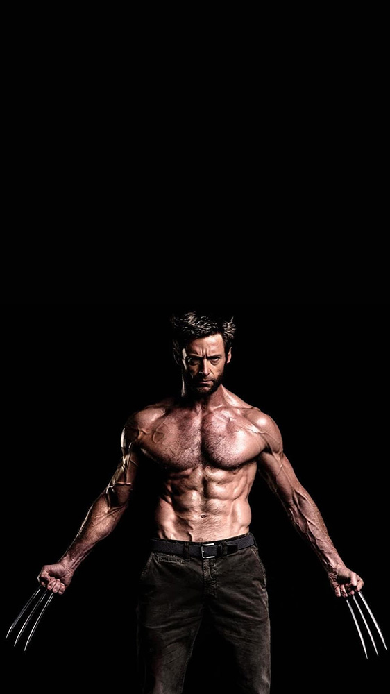 The Wolverine iPhone Wallpaper
