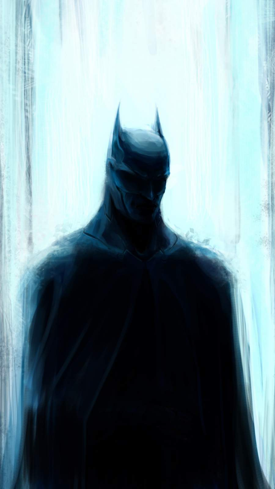 Batman Ghost iPhone Wallpaper