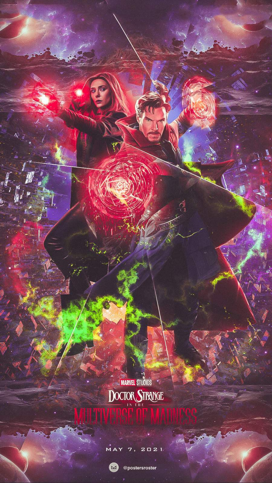 Doctor Strange 2 iPhone Wallpaper