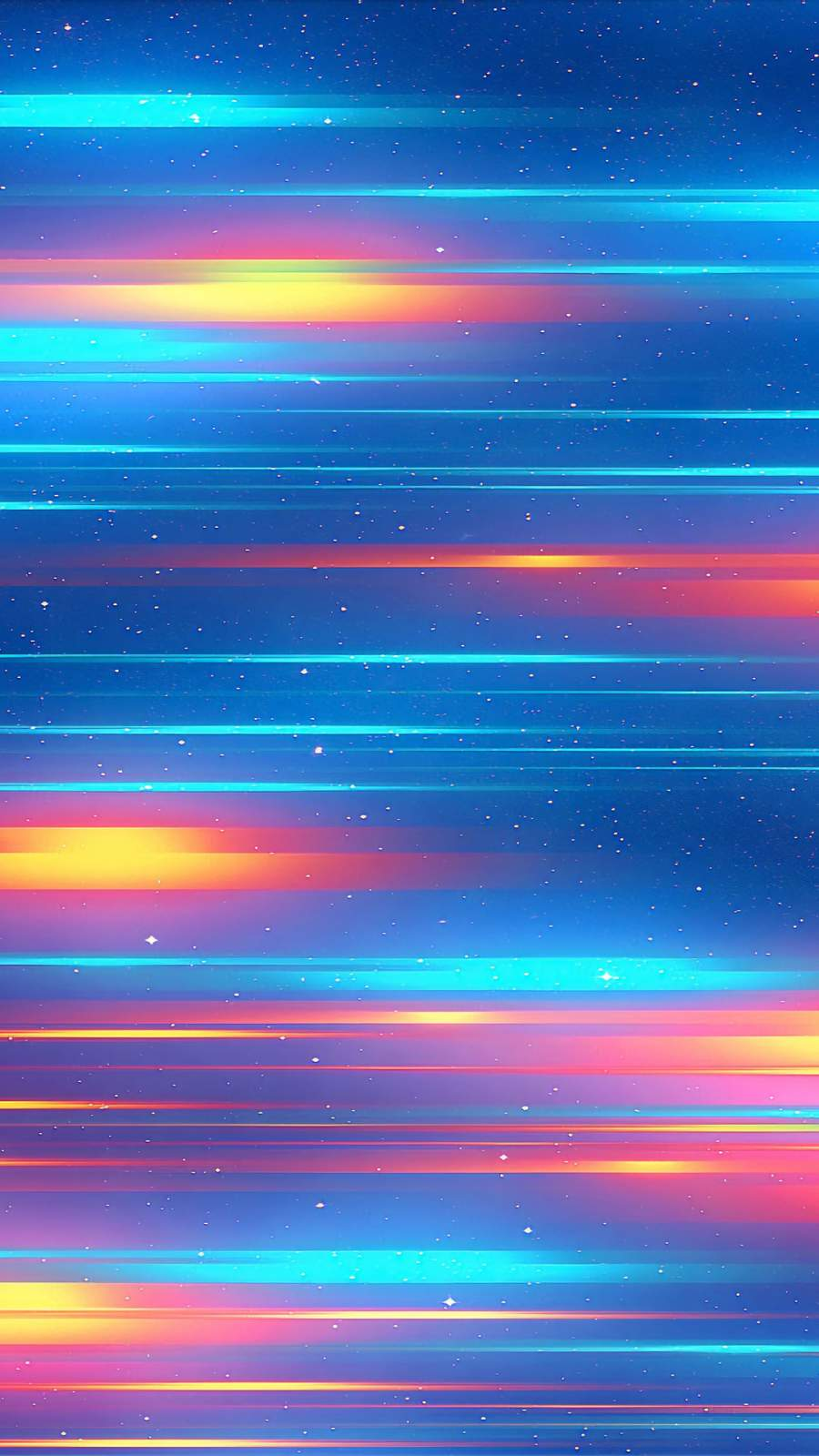 Light Speed Abstract iPhone Wallpaper