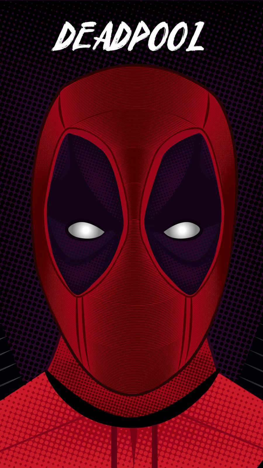 Mr Deadpool iPhone Wallpaper