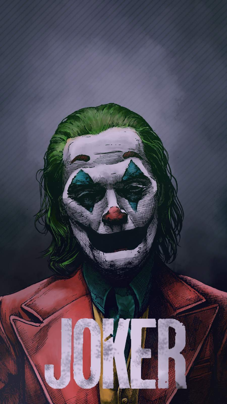 The Joker Movie iPhone Wallpaper