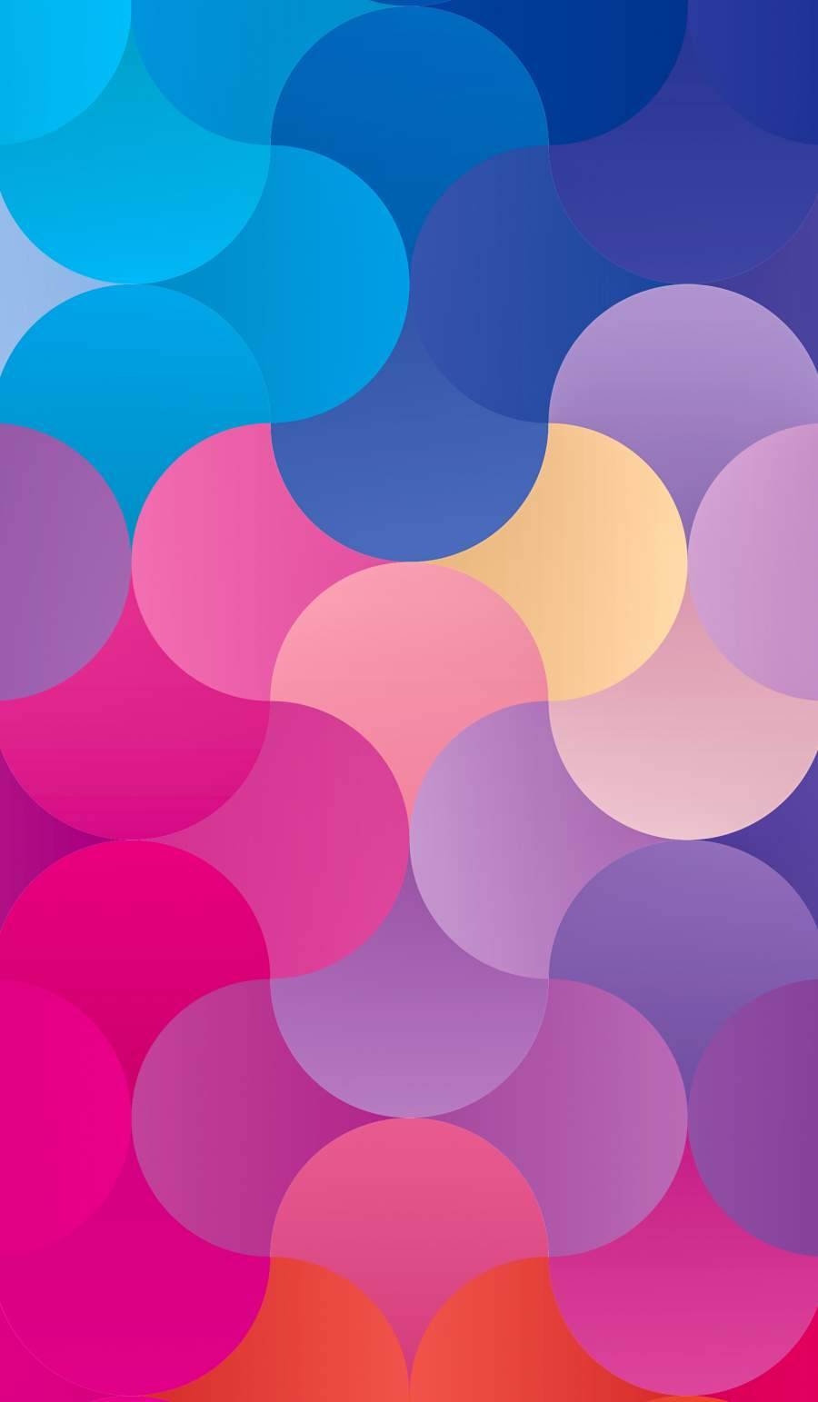 Abstract Art iPhone Wallpaper