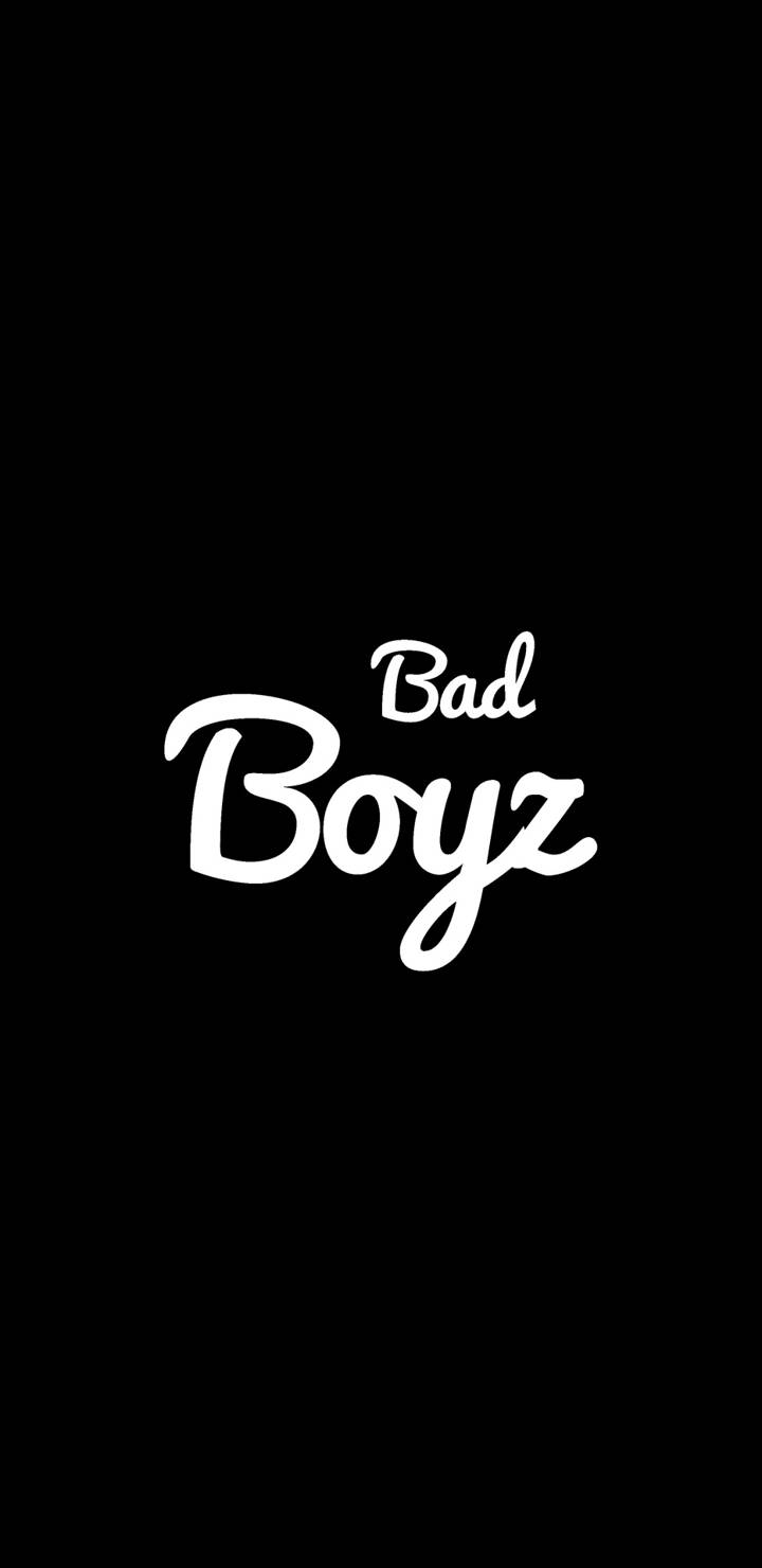 BAD Boyz iPhone Wallpaper