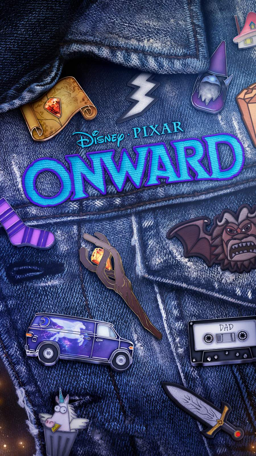 Disney Onward iPhone Wallpaper