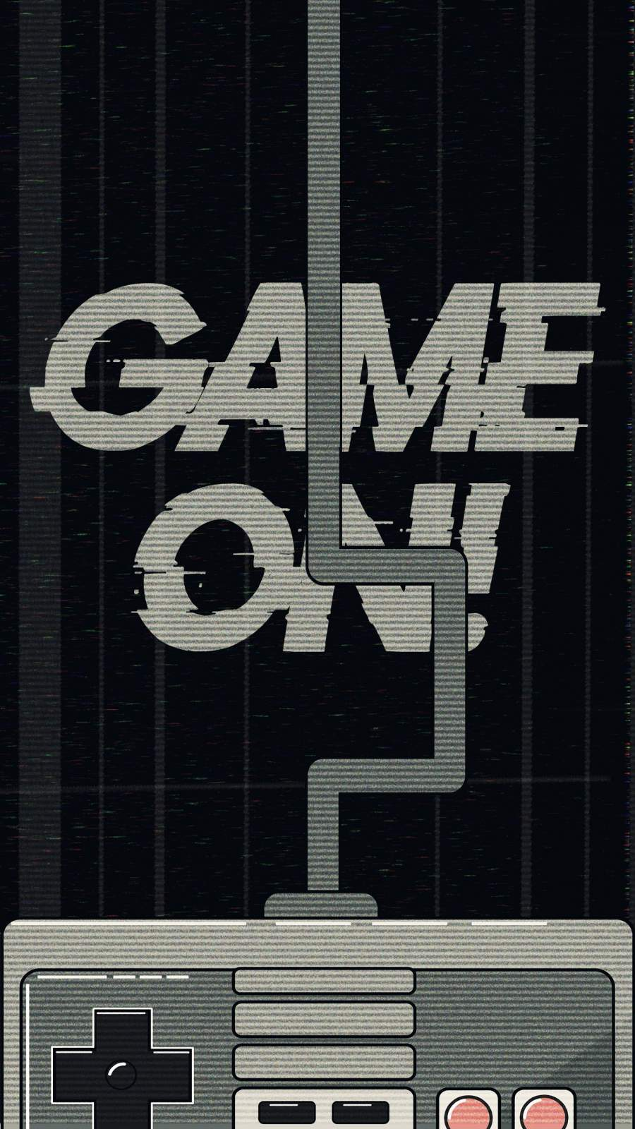 Game On iPhone Wallpaper