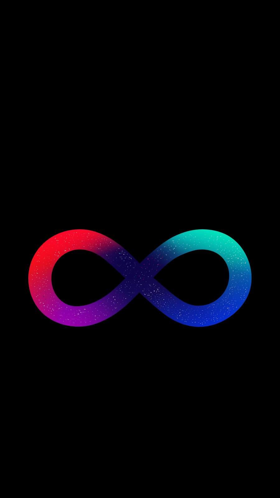 Infinity iPhone Wallpaper