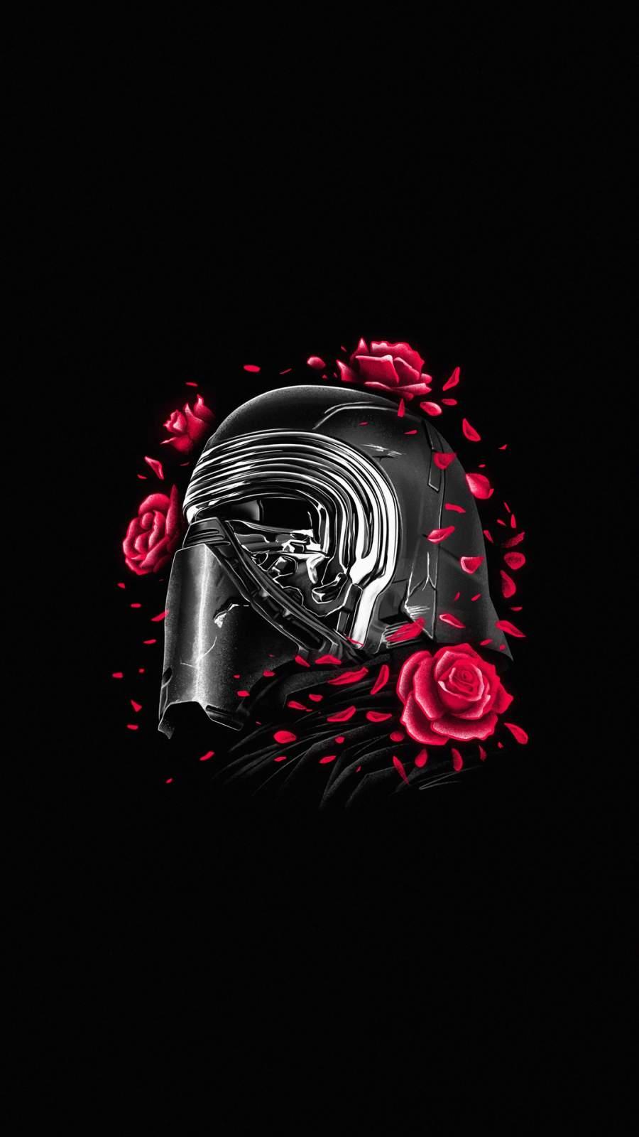 Kylo Ren iPhone Wallpaper
