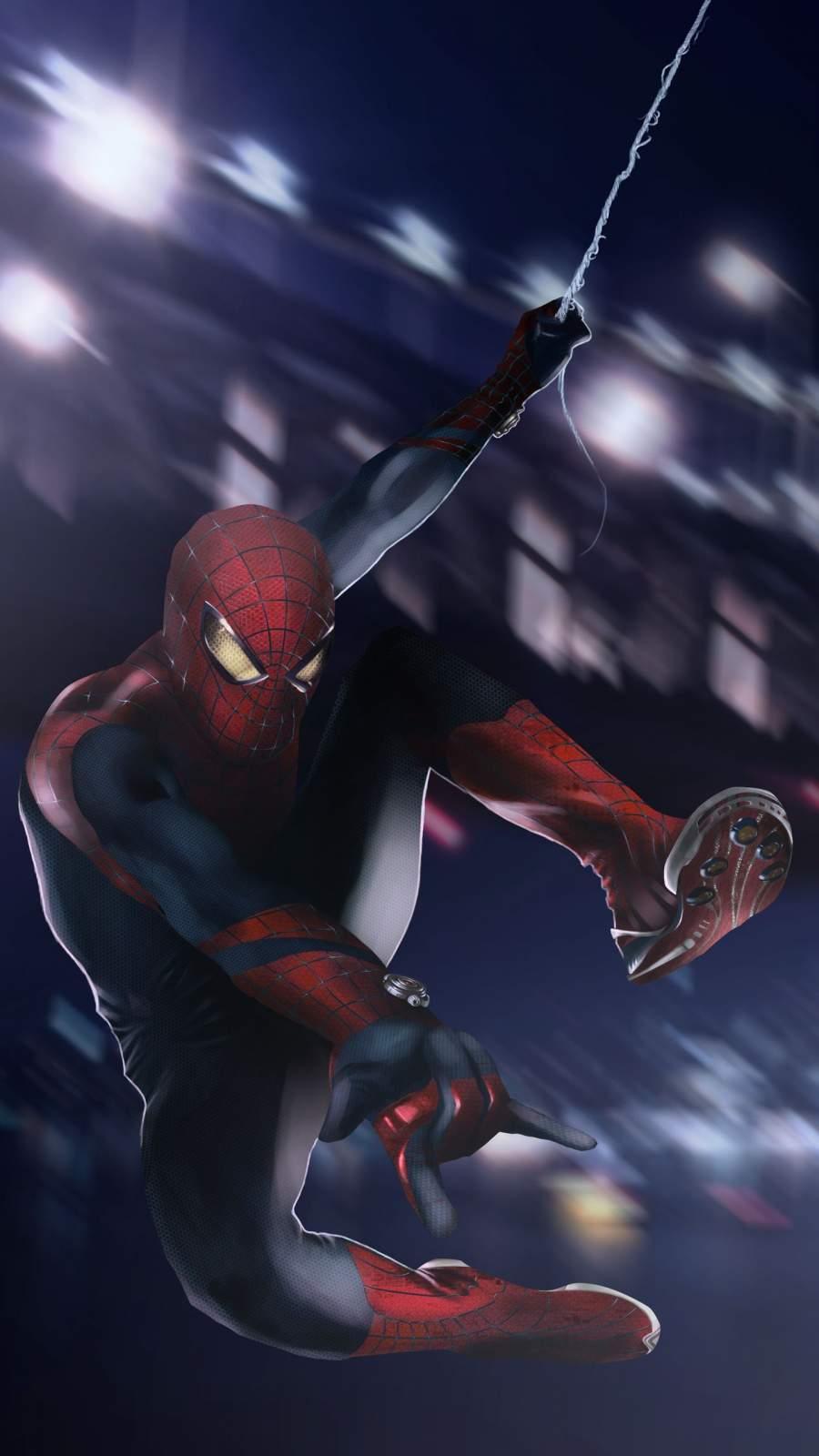 Marvel Spider Man iPhone Wallpaper