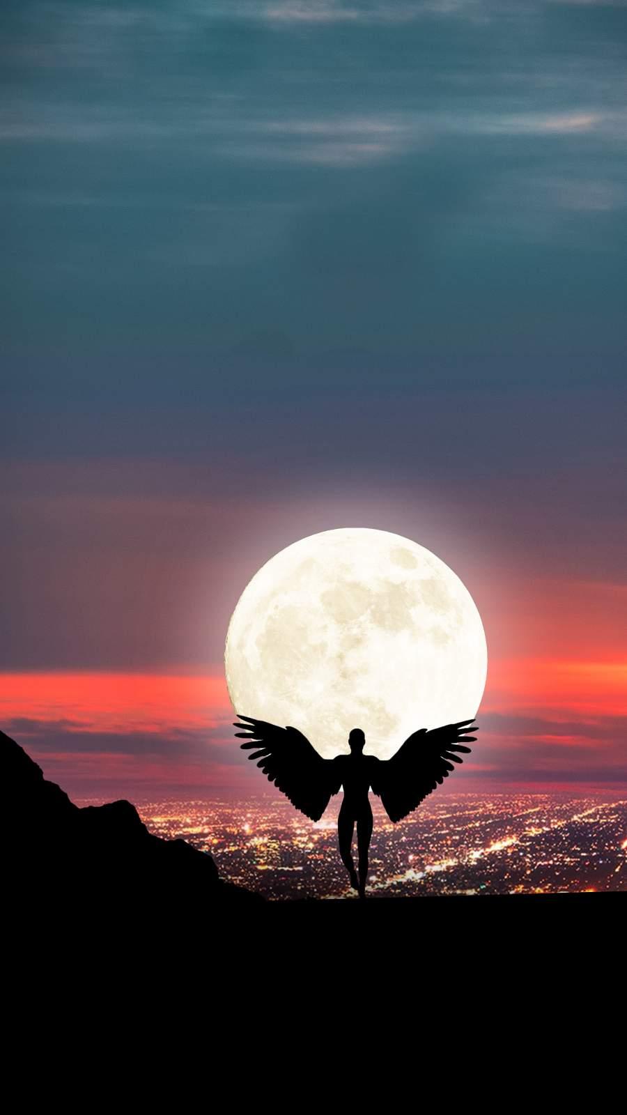 луна крылья картинки считают поклонники
