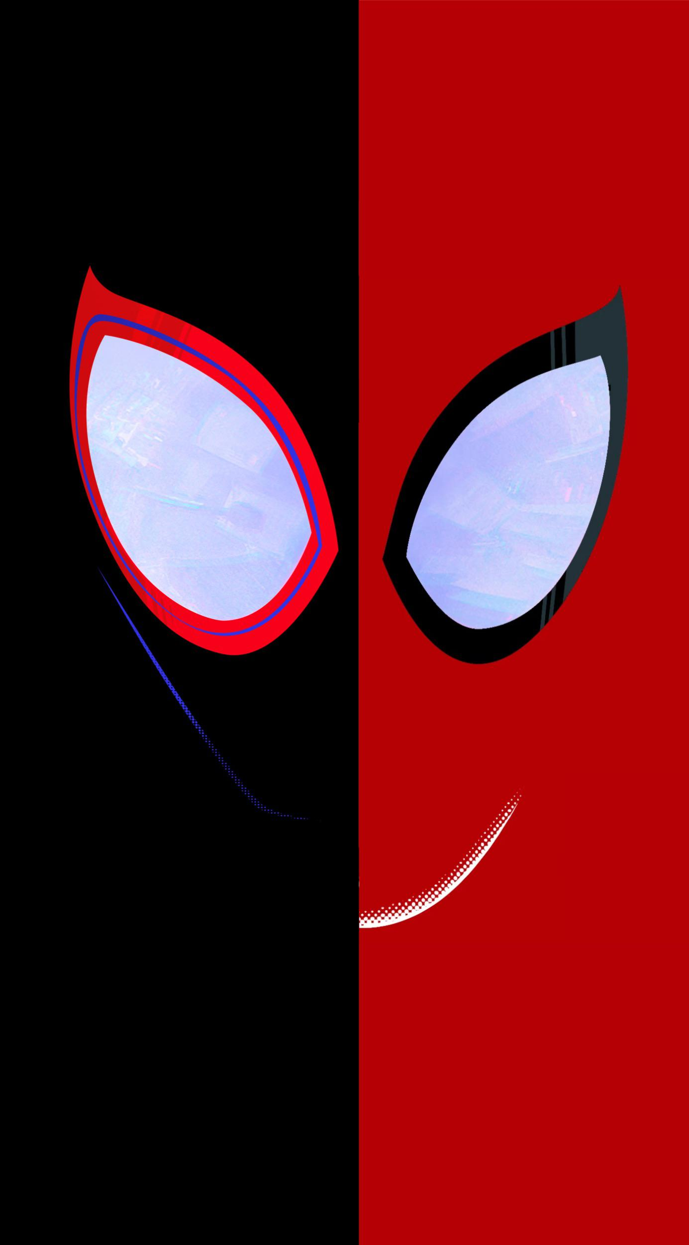 Spiderman Avatar iPhone Wallpaper