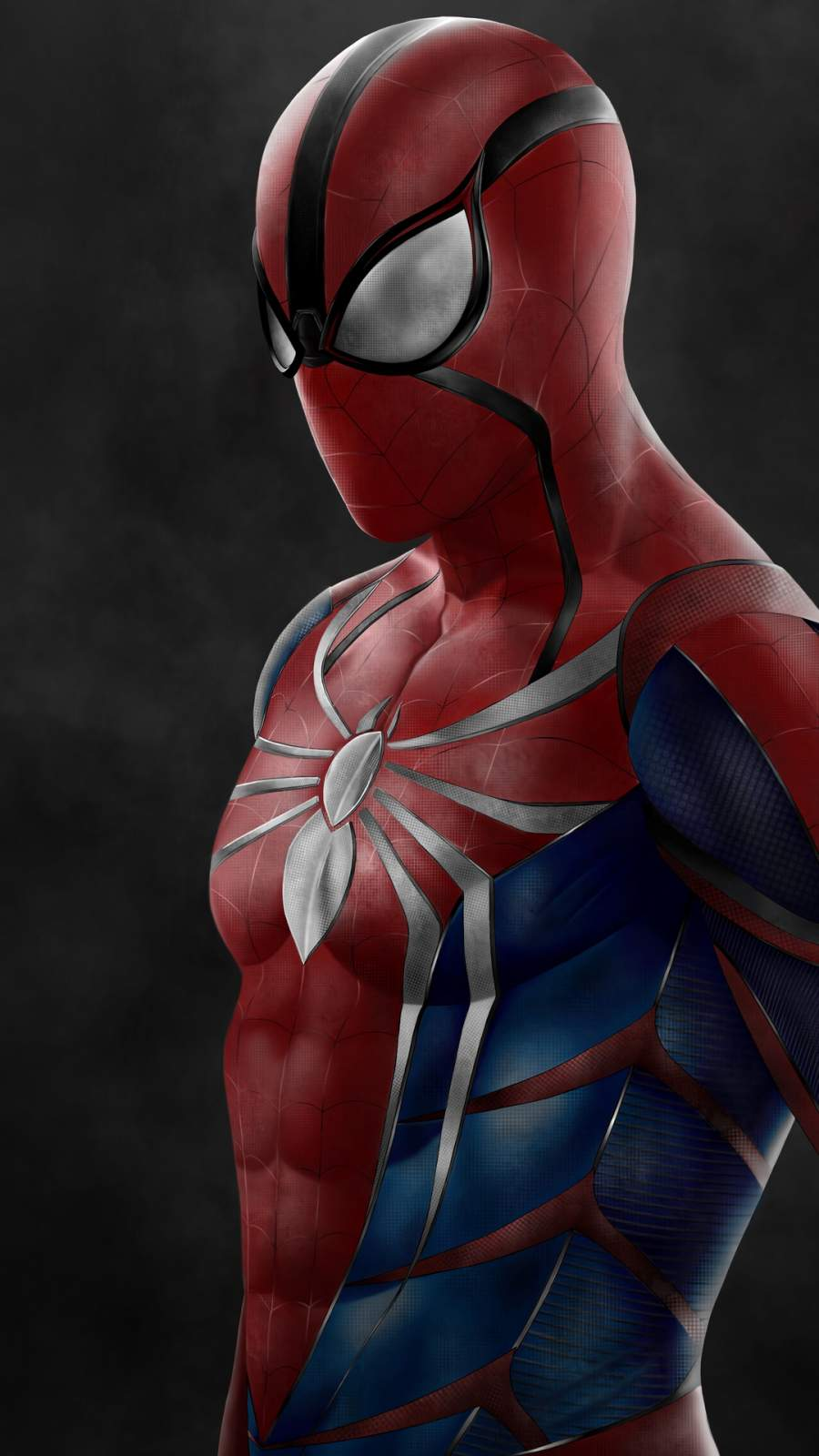 Super Spiderman iPhone Wallpaper