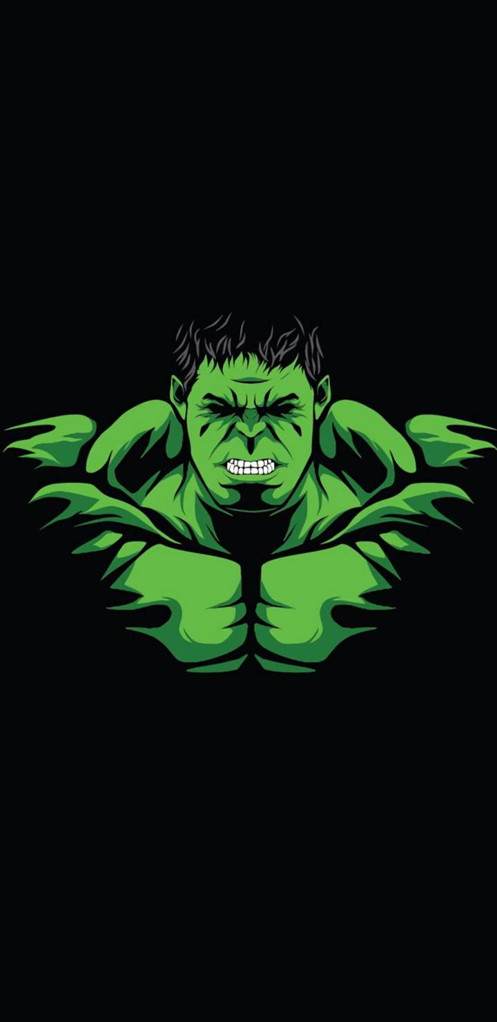 The Hulk iPhone Wallpaper