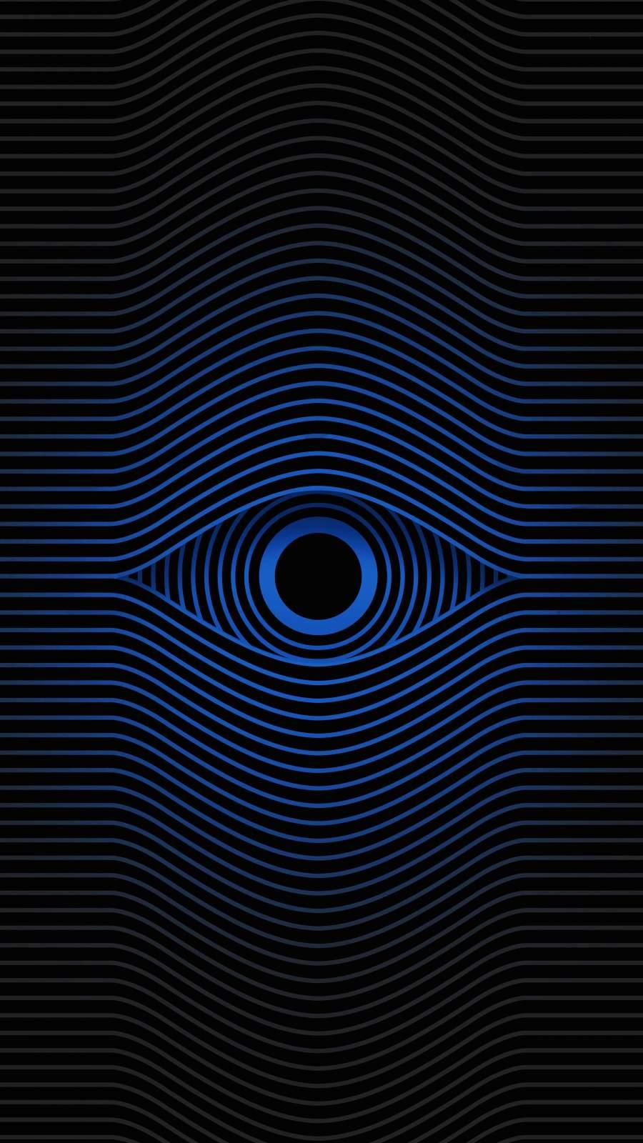 Third Eye iPhone Wallpaper