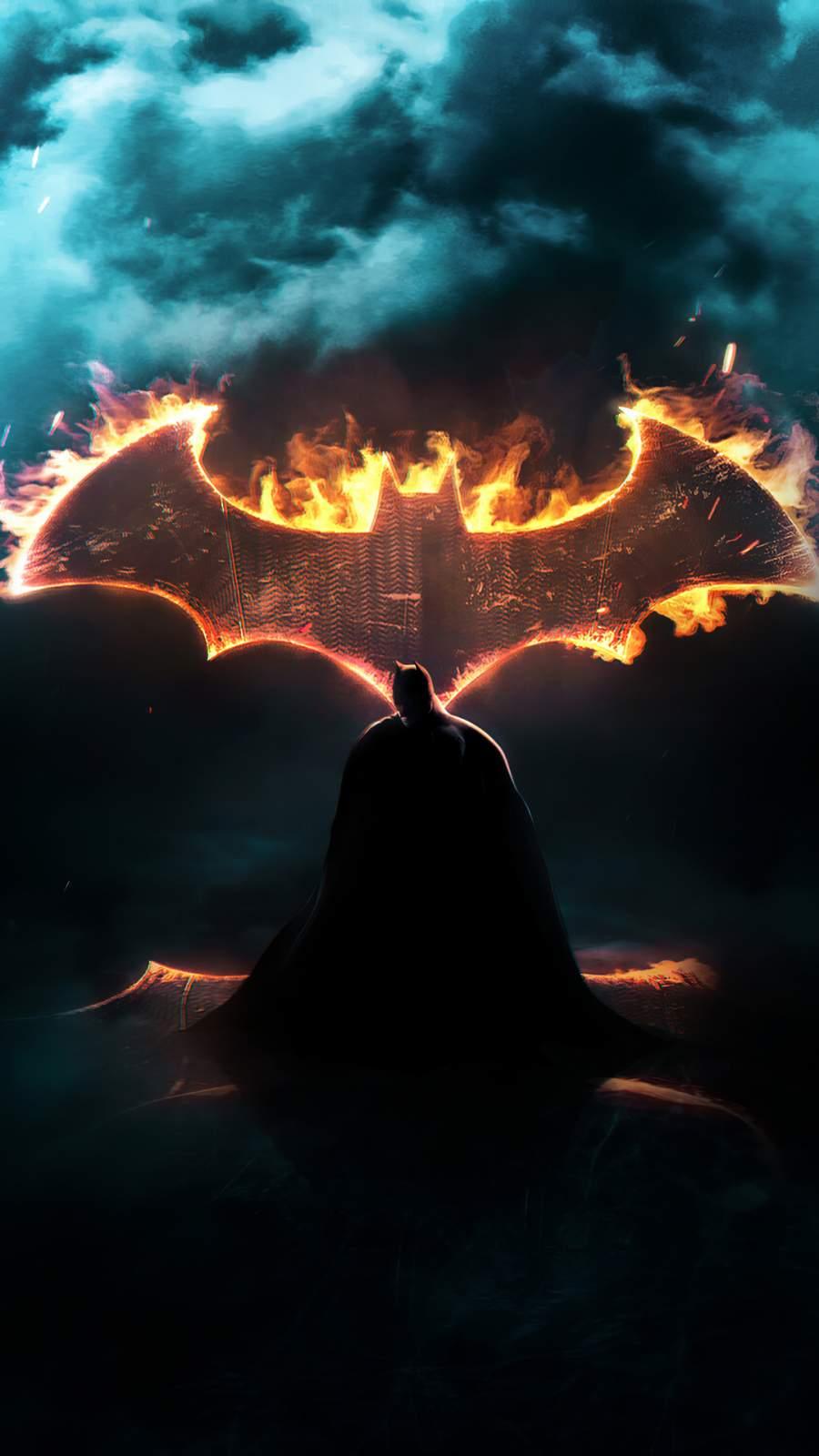 Batman iPhone Wallpaper