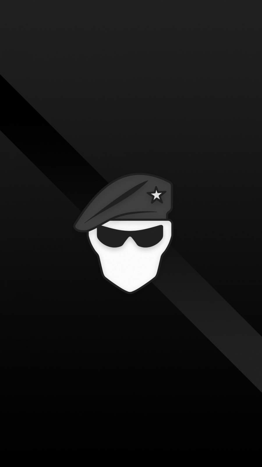 Commando iPhone Wallpaper