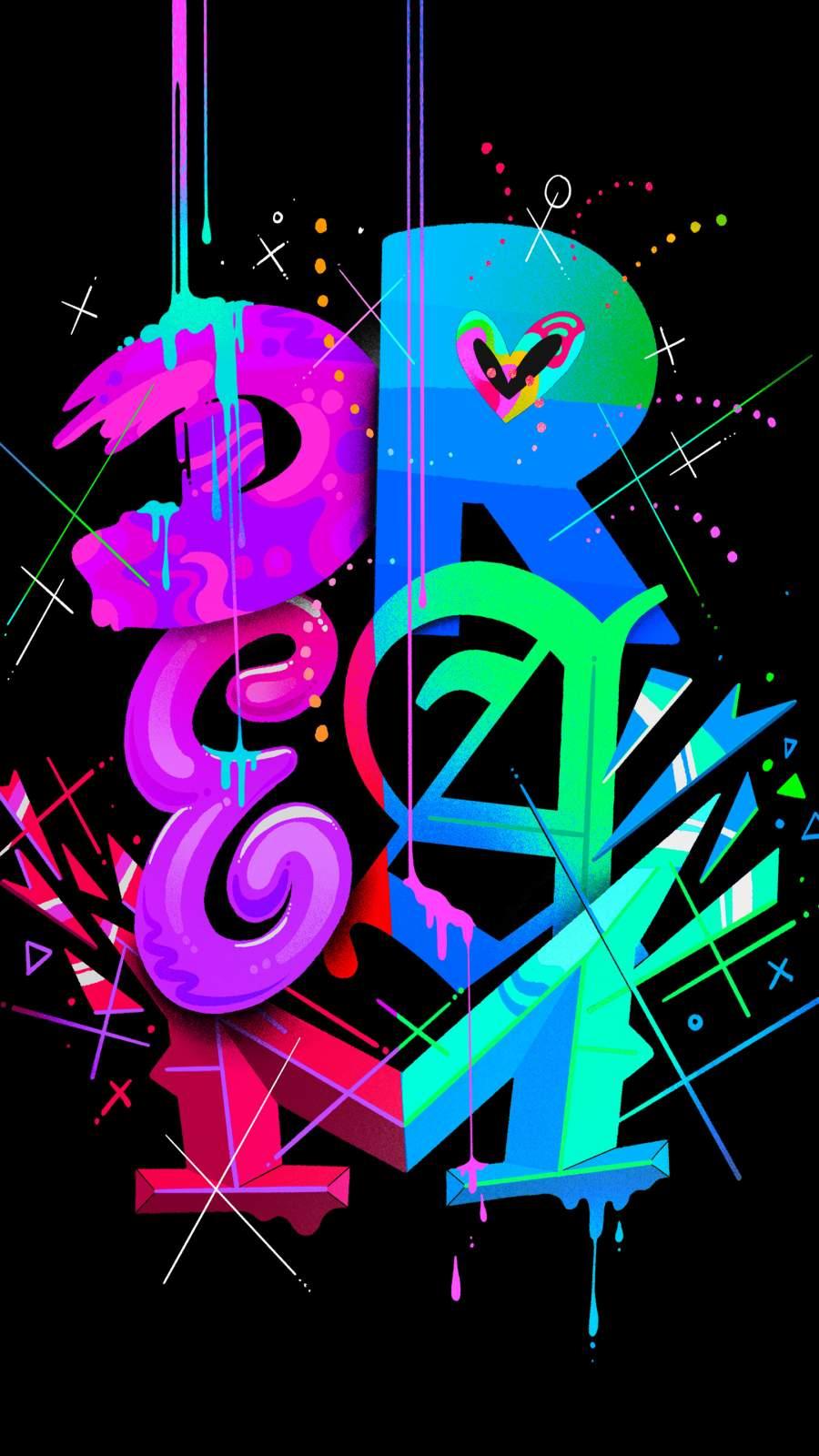 Dream Art iPhone Wallpaper
