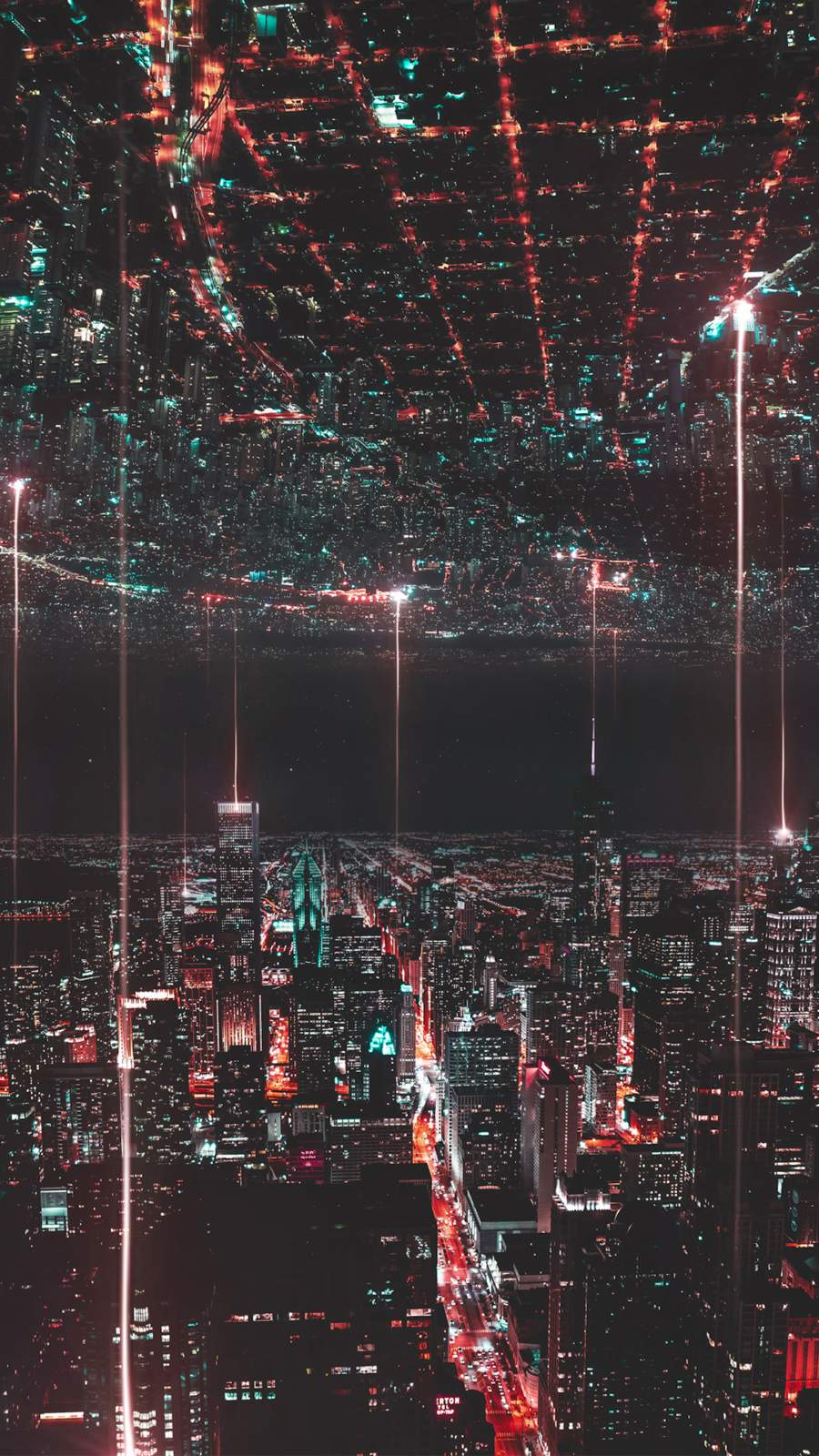 Elysium iPhone Wallpaper