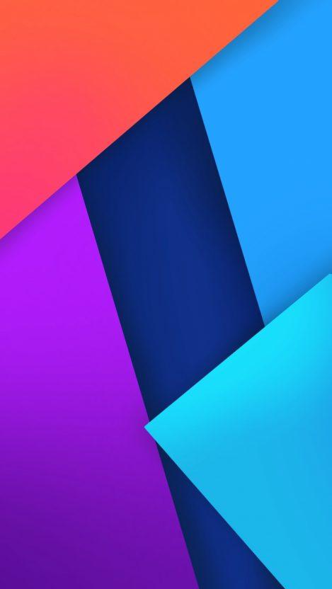 Geometric iPhone Wallpaper
