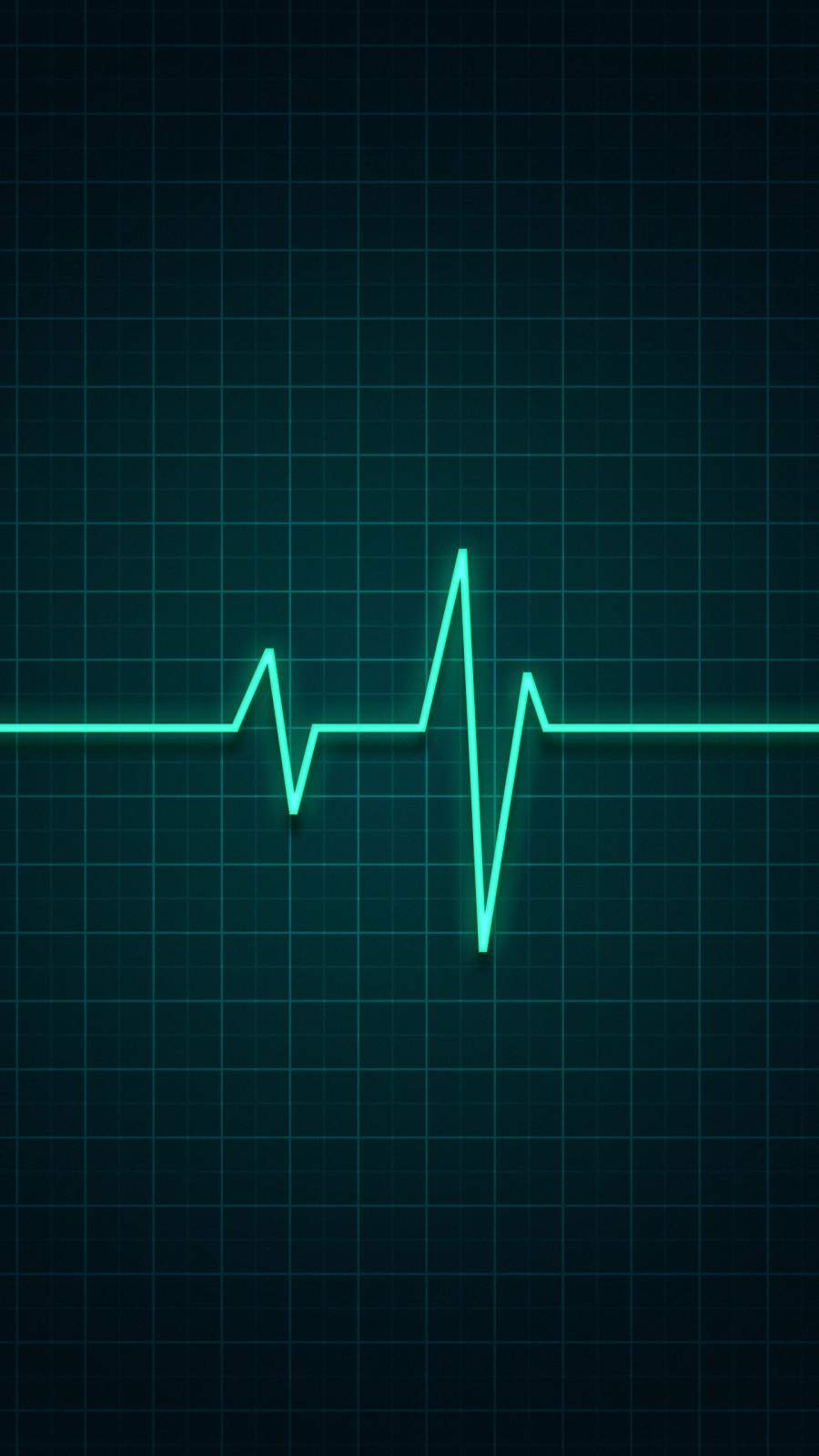 Heartbeat iPhone Wallpaper